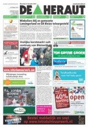kerstman krant